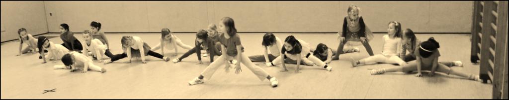 Tanzen für Kids