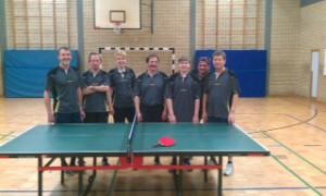 2. Herren Tischtennis 2014