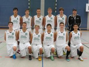 U 18 Regionalliga 2013-14